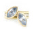 SOLD: 18k Gold and Sapphire Ring Set (OF34) - Sue Lane Contemporary Jewellery - 1