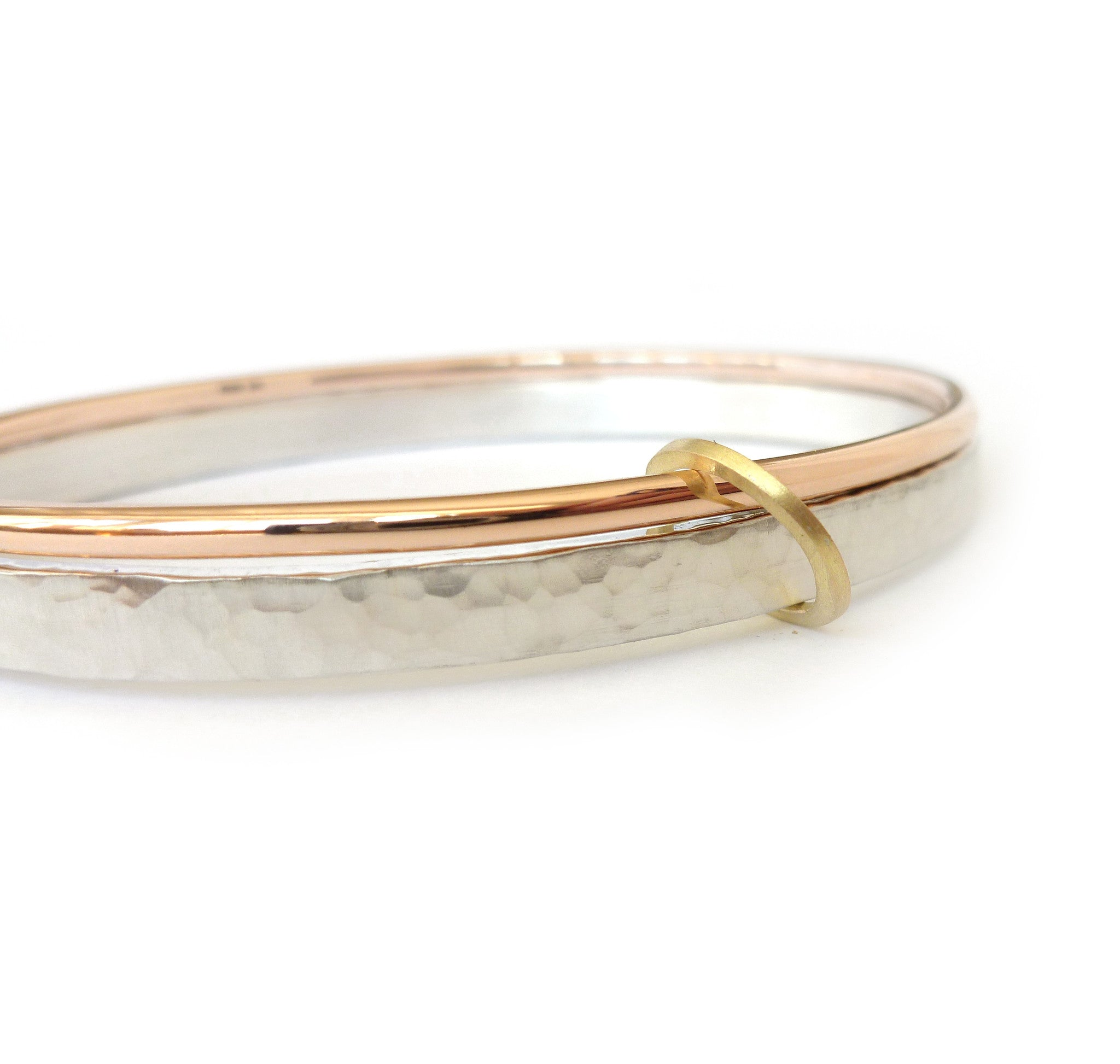 bracelet rose gold diamond bangles in bracelets diamondland
