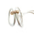 Contemporary Gold, Silver and Diamond Necklace (cir07) - Sue Lane Contemporary Jewellery - 2