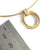 Contemporary 18k Gold and Diamond Necklace (cir08) - Sue Lane Contemporary Jewellery - 3