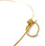 Contemporary 18k Gold and Diamond Necklace (cir08) - Sue Lane Contemporary Jewellery - 2
