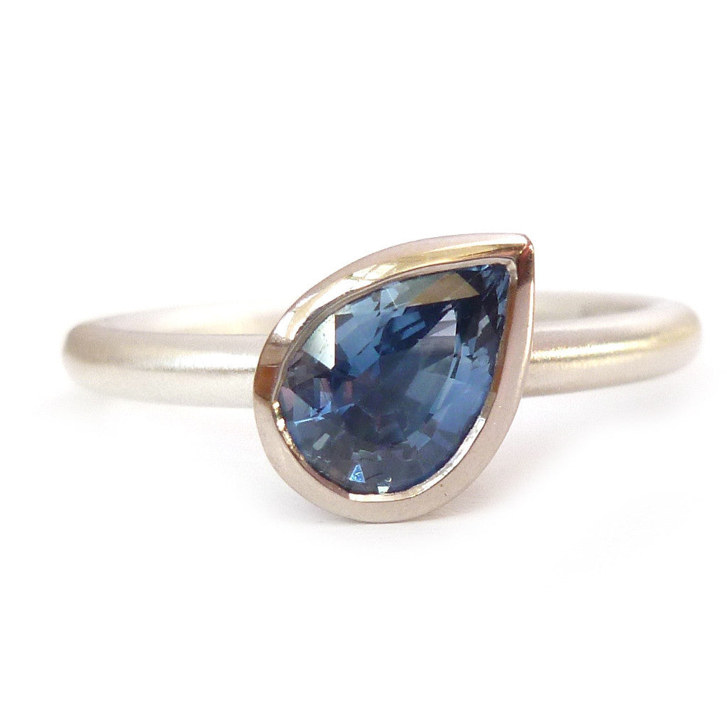 ideas best rings montana pinterest engagement on green ring blue sapphire