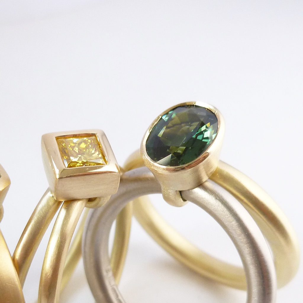 bespoke dress rings