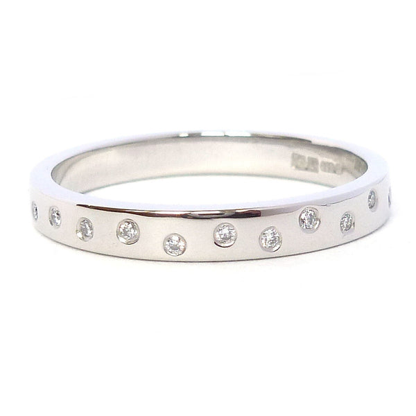 Palladium and Diamond ring (pdr03)