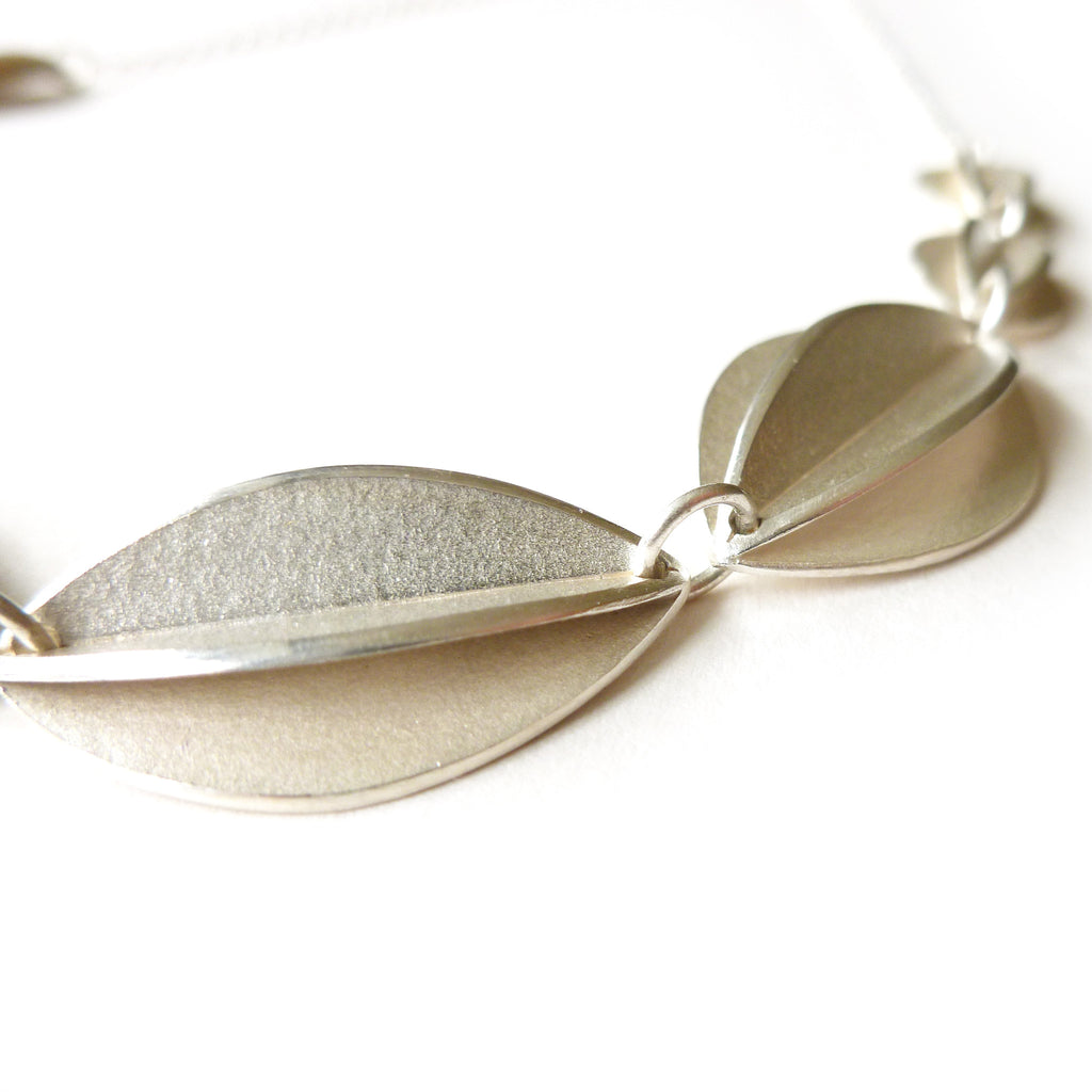 Silver Fold Necklace (fdsn19) - previously £340
