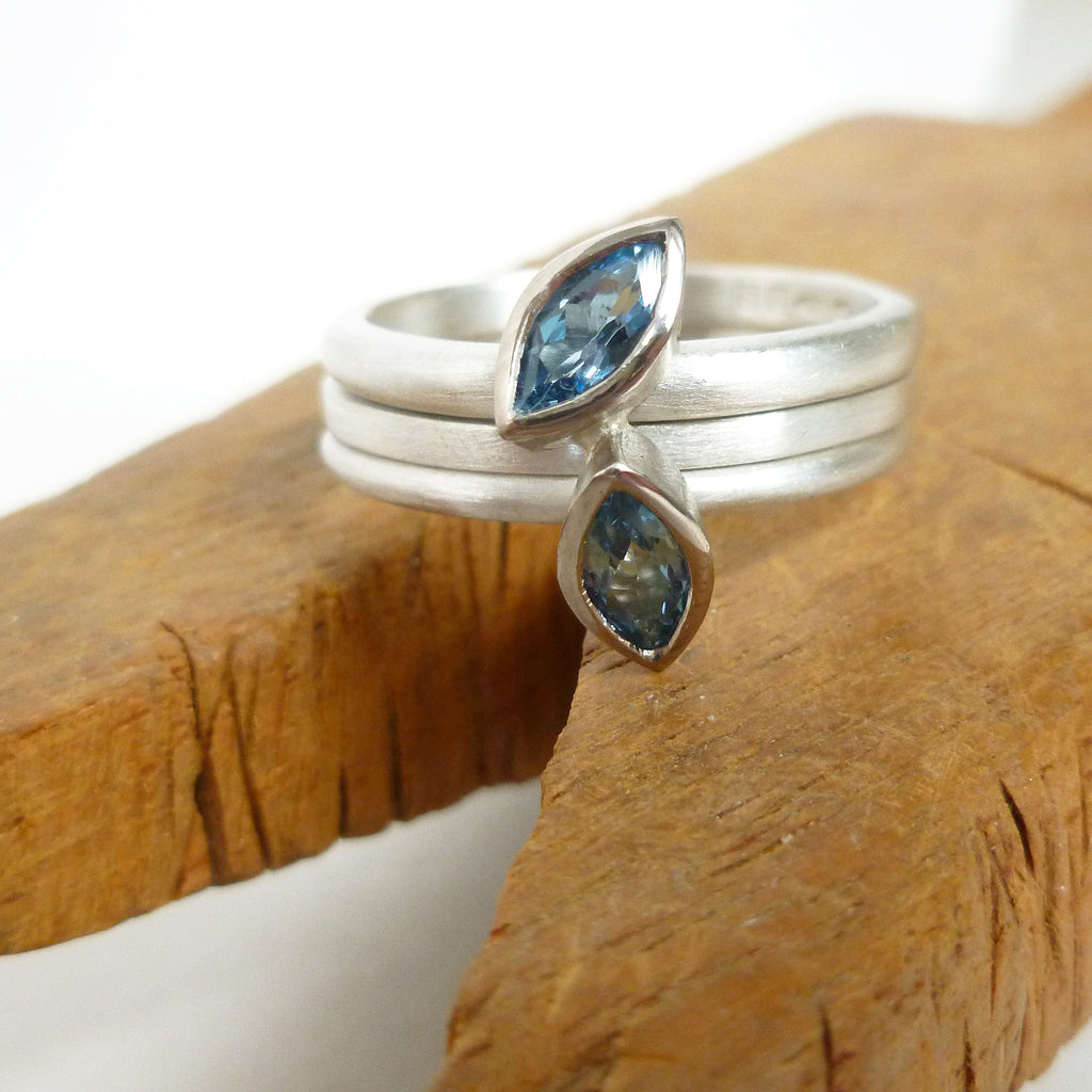 COMING SOON: Bespoke marquise aquamarine ring (OF65)