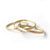 russian style wedding ring perfect for everyday wear by Sue Lane Contemporary Jewellery