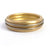 Sue Lane contemporary jewellery wedding ring 18ct yellow white gold Herefordshire