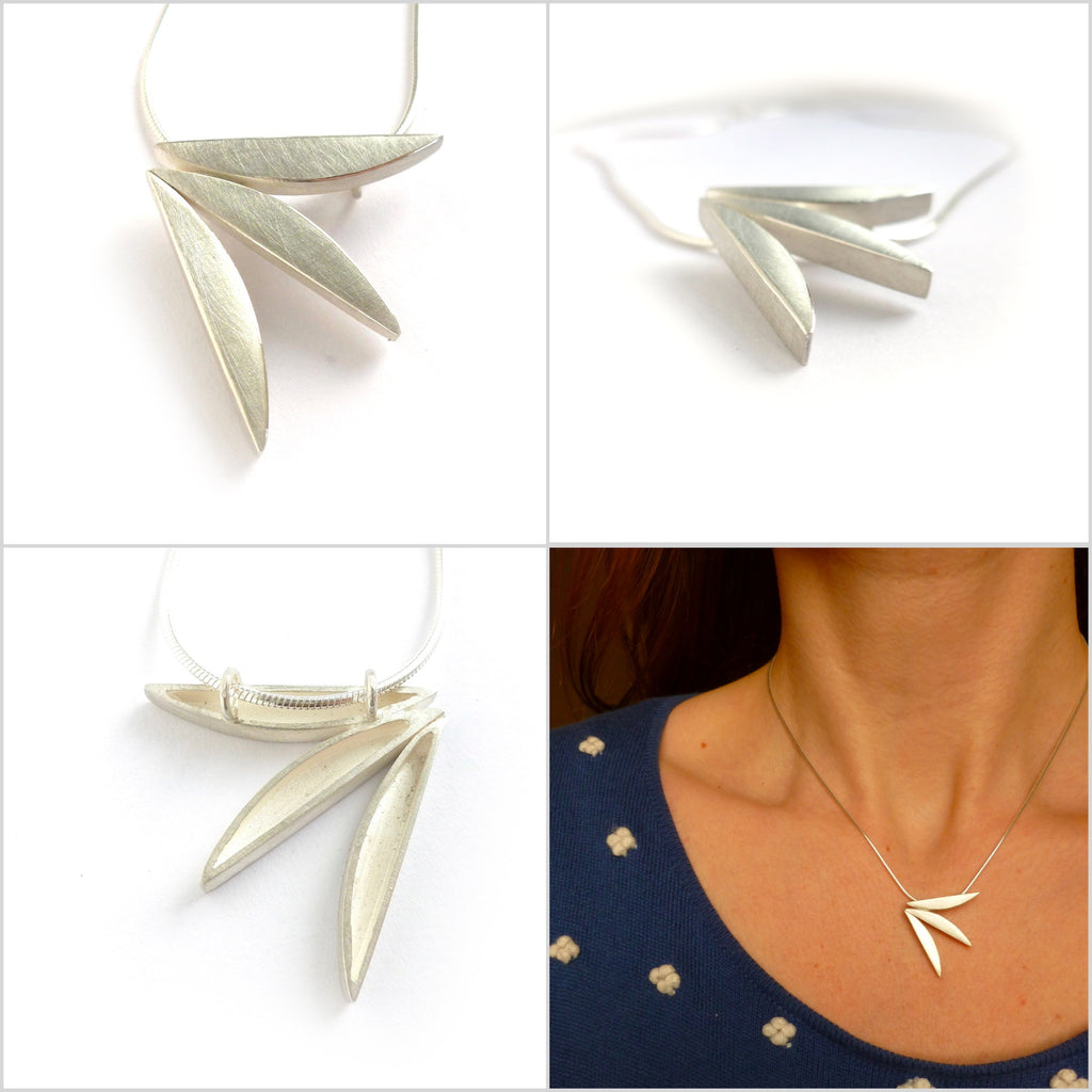 Silver necklace (p25gss) - previously £120