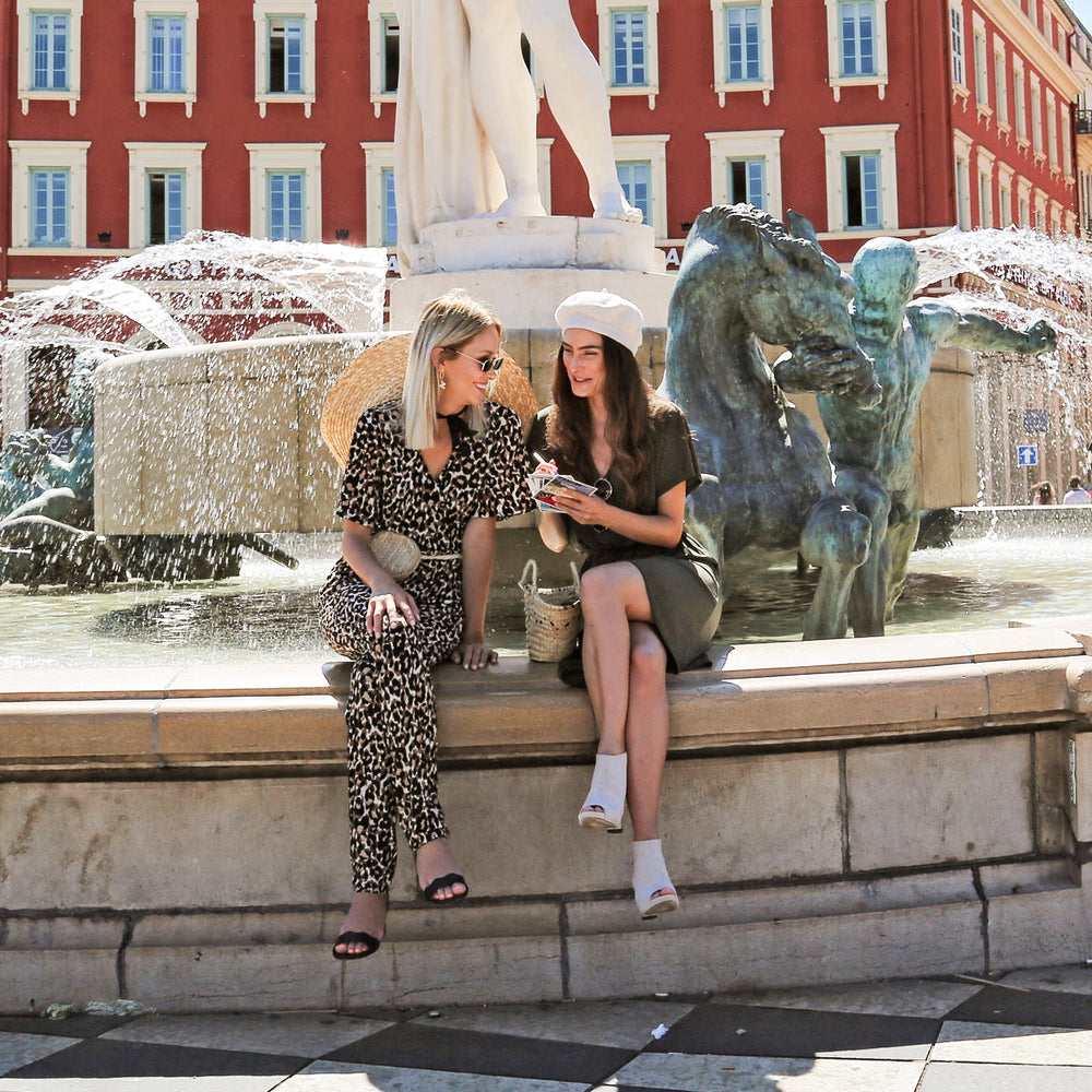 Fall 2019 Campaign: Sisterhood in the French Riviera