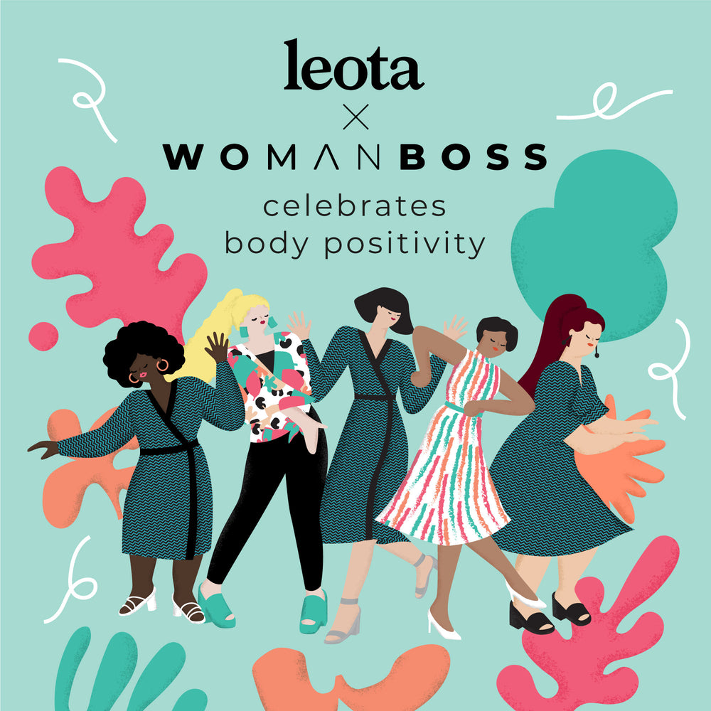 Leota x WOMANBOSS