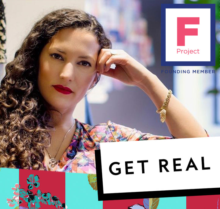 GET REAL: SARAH JOINS THE F PROJECT