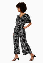 Ruby Jumpsuit in Appaloosa Black