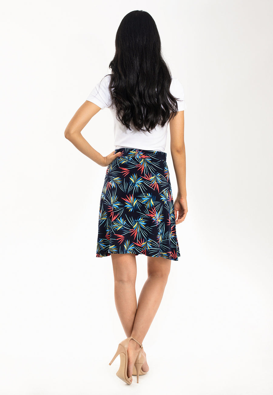 Lilian Skirt in Agave