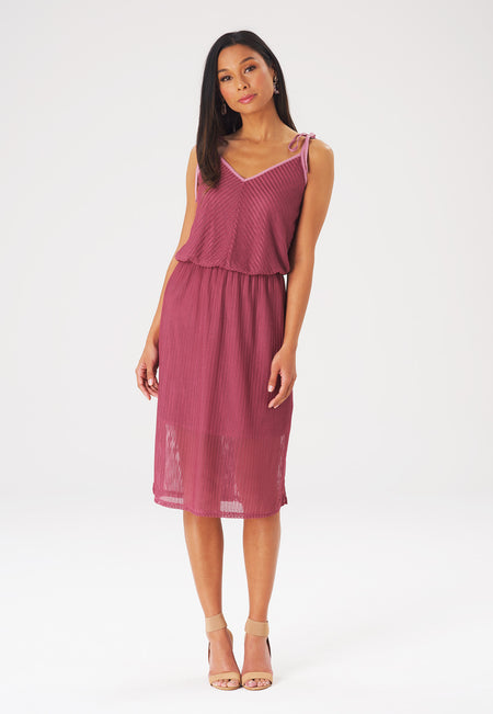 Leota Irene Dress in Hawthorne Rose