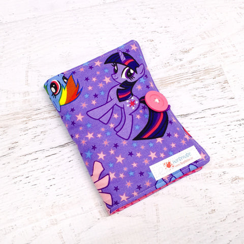 Doodlebug Crayon Wallet: My Little Pony