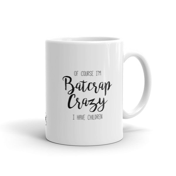 Mug - Batcrap Crazy Mom