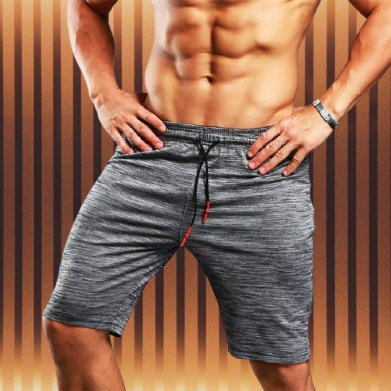 Men's Quick Dry Fitness Shorts Sporty Types