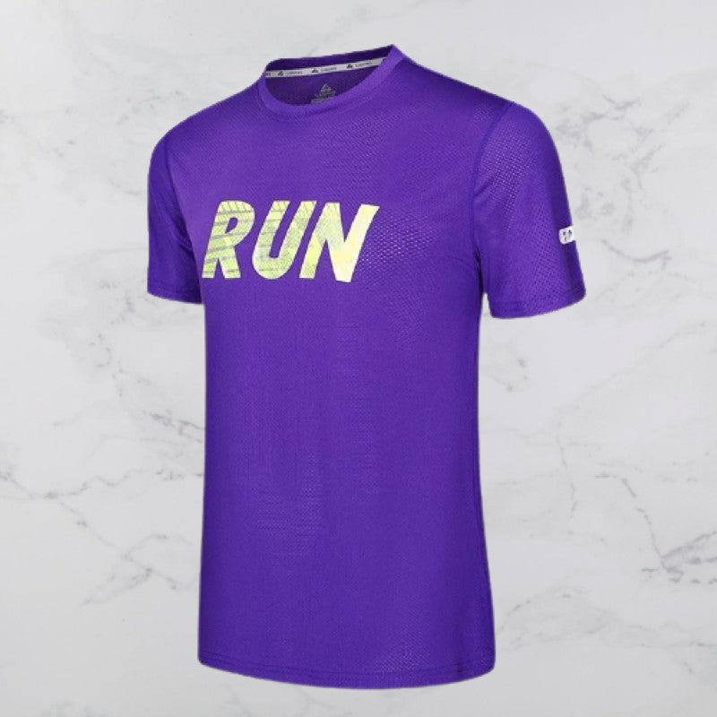 Men's Quick Dry Running Tee Sporty Types
