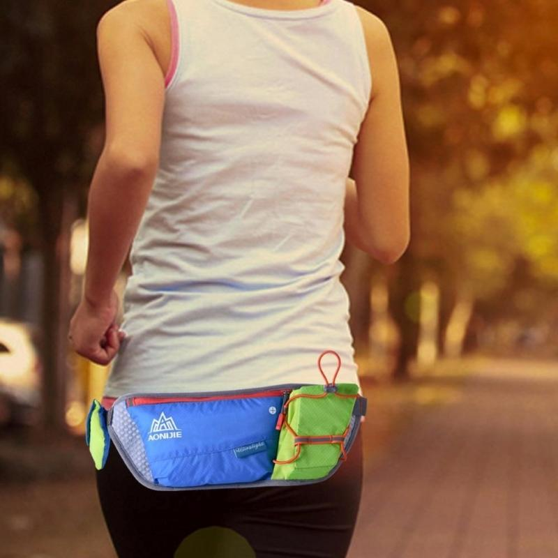 Waist Pack With 250 ml Bottle Sporty Types
