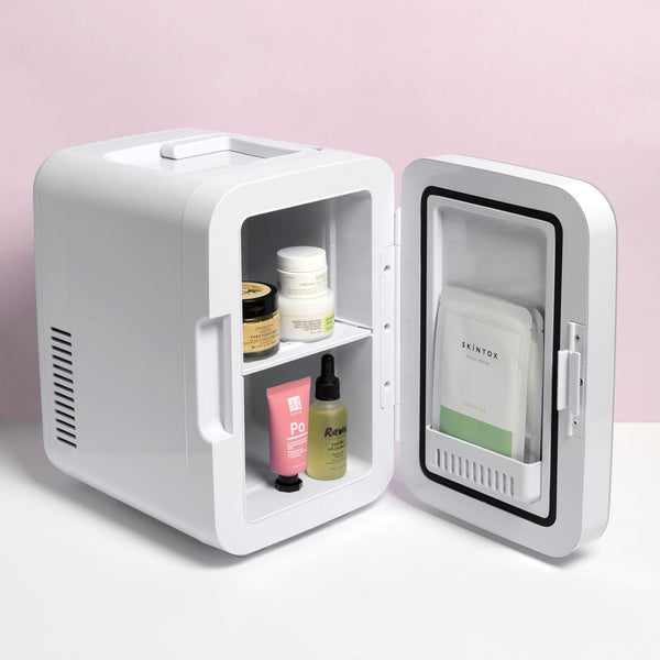 THE BEAUTY FRIDGE - MINI WHITE - 6L