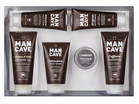 Father's Day gift ideas: Man Cave male grooming kit