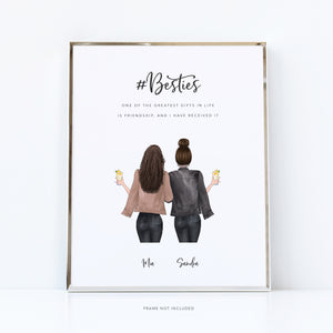 BFF quotes | BFF gifts