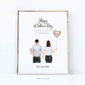 First Father's Day gift | new dad gift