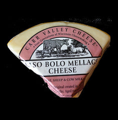 Carr Valley Caso Bolo Mellage Cheese