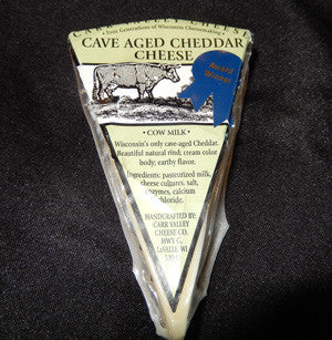 Carr Valley Cave Aged Cheddar