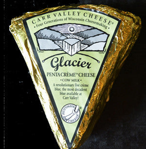 Carr Valley Glacier Penta Creme Cheese