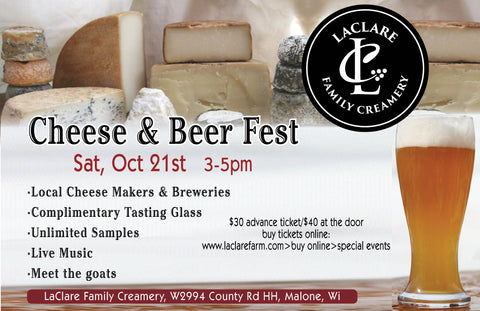 Cheese & Beer Fest