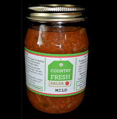 Country Fresh Salsa