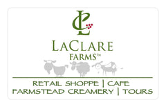 LaClare Farms Gift Card