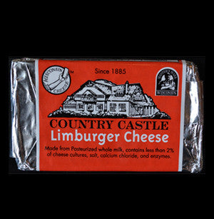 Country Castle Limburger Cheese