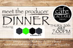 LaClare Farms Meet the Producer Dinner - July 20, 2017