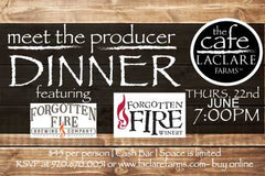 LaClare Farms Meet the Producer Dinner - June 22, 2017