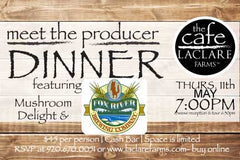 LaClare Farms Meet the Producer Dinner - May 11, 2017