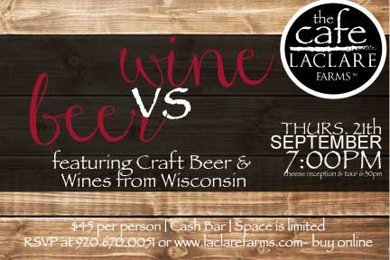 LaClare Farms Meet the Producer Dinner - September 21, 2017