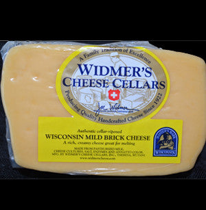 Widmer's Cheese Cellars Mild Brick