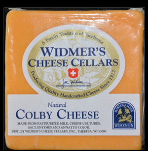 Widmer's Cheese Cellars Colby