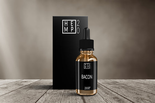 Pet CBD Oil - Bacon 200 mg