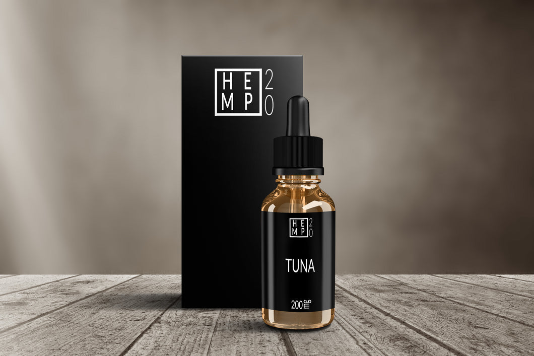 Pet CBD Oil- Tuna 200 mg