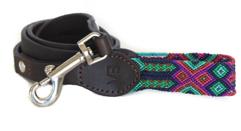 Hand Woven Leashes