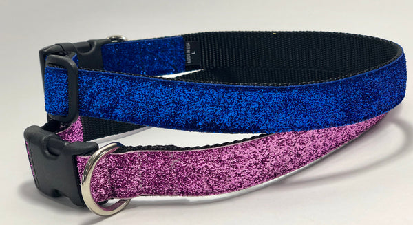 Glam Gear Buckle Collar