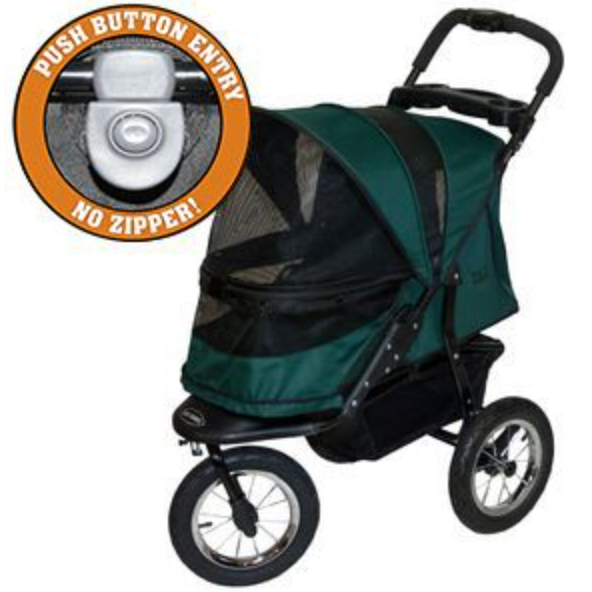 Jogger No-Zip Pet Stroller