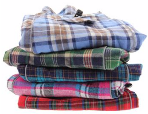 Alpine Flannel Coat