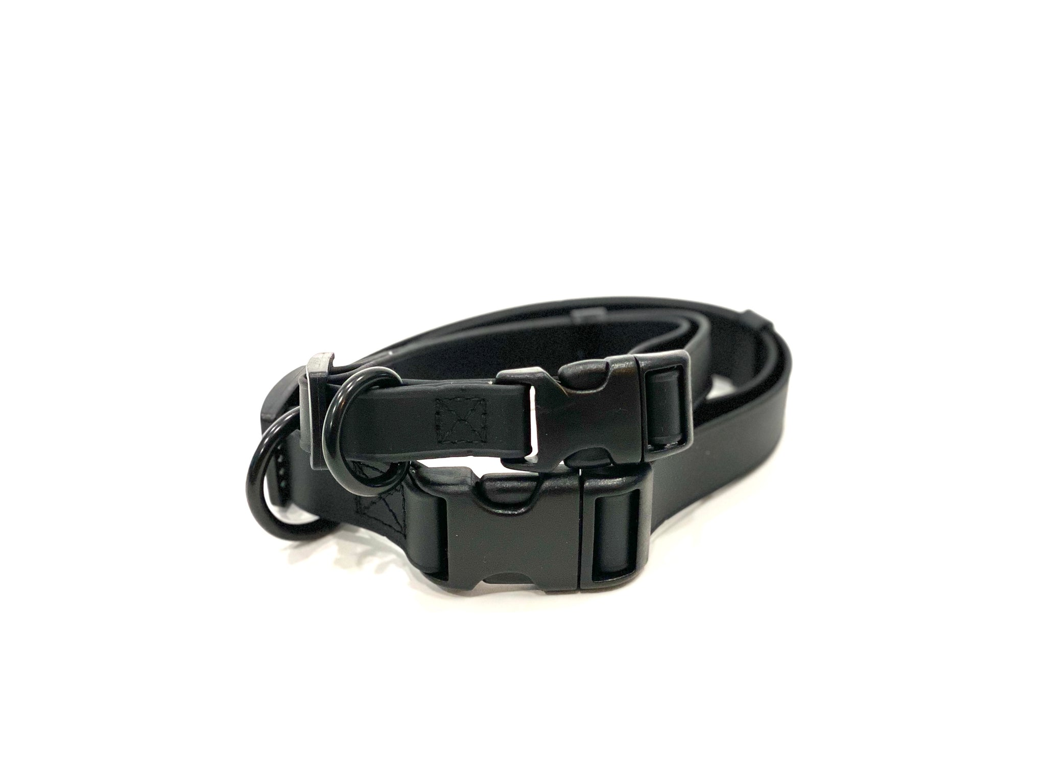 Biothane Quick Release Buckle Collar