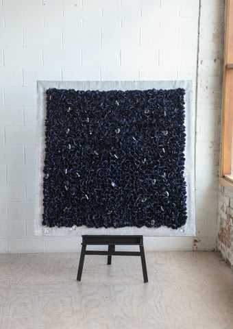 navy blue flower wall hire melbourne rougeflowerwalls