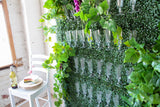 Ambrosia Prosecco Wall Flower Wall -  Rouge Flower Walls